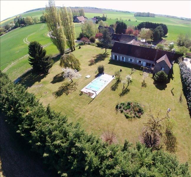 Sale house / villa Nangis proche 367500€ - Picture 3