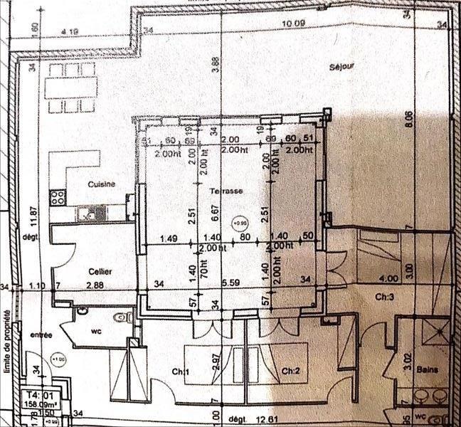 Sale loft/workshop/open plan Pau 214000€ - Picture 3