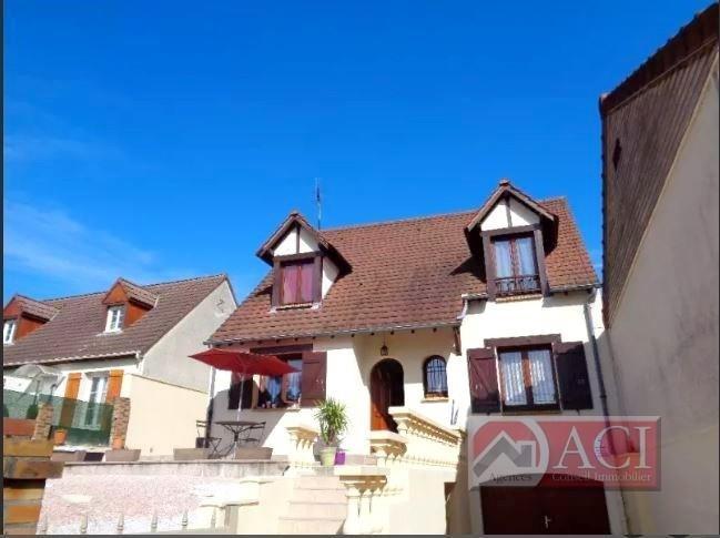 Vente maison / villa Montmagny 387000€ - Photo 1