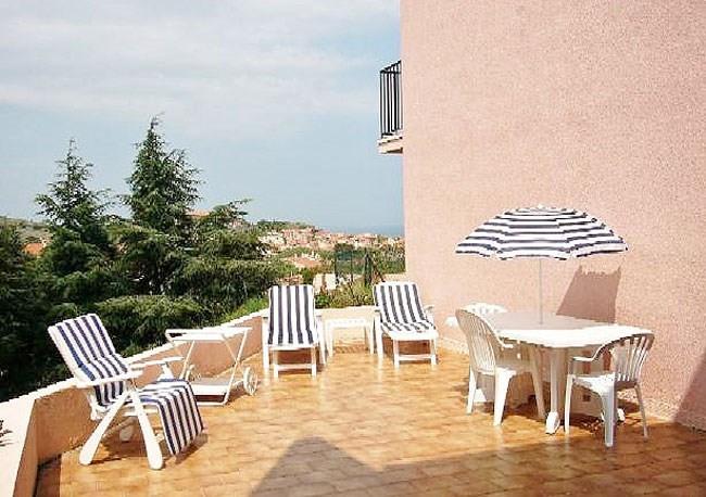 Location vacances appartement Collioure 375€ - Photo 5