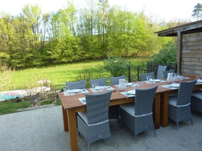 Deluxe sale house / villa Castels 588000€ - Picture 5