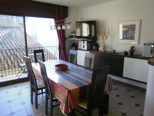Location vacances appartement Collioure 538€ - Photo 3