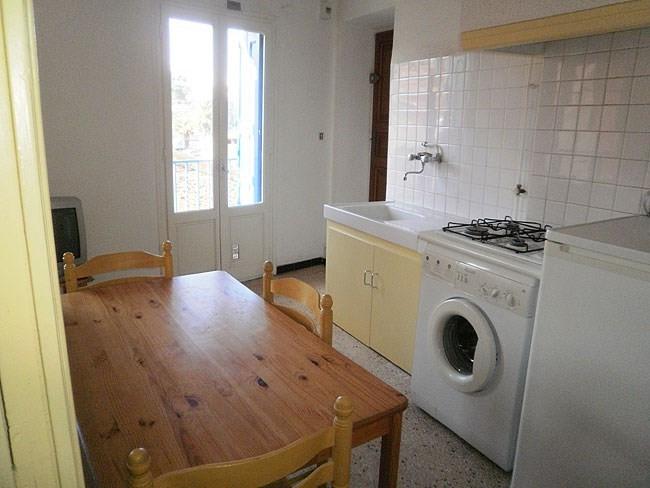 Alquiler vacaciones  apartamento Collioure 415€ - Fotografía 1