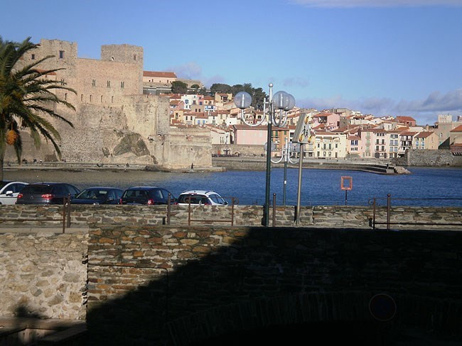 Location vacances appartement Collioure 558€ - Photo 4