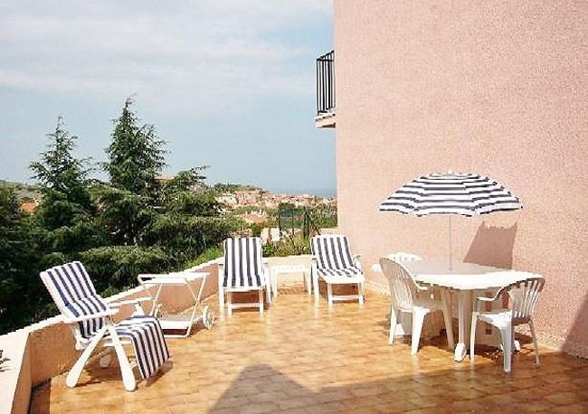 Alquiler vacaciones  apartamento Collioure 375€ - Fotografía 4