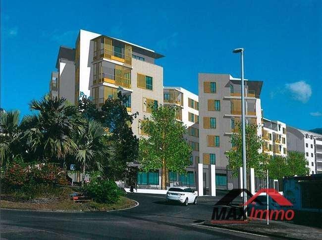 Vente appartement Saint-denis 207331€ - Photo 1