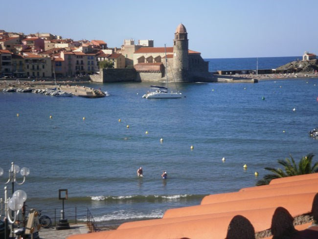 Alquiler vacaciones  apartamento Collioure 558€ - Fotografía 4