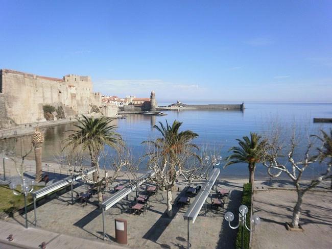Location vacances maison / villa Collioure 528€ - Photo 1