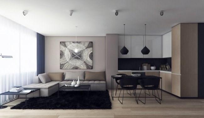 Vente appartement Rennes 345000€ - Photo 1