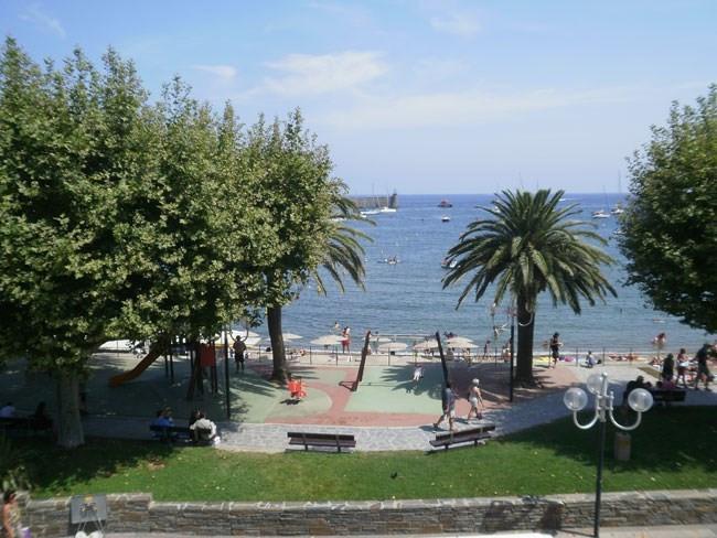 Alquiler vacaciones  apartamento Collioure 424€ - Fotografía 1