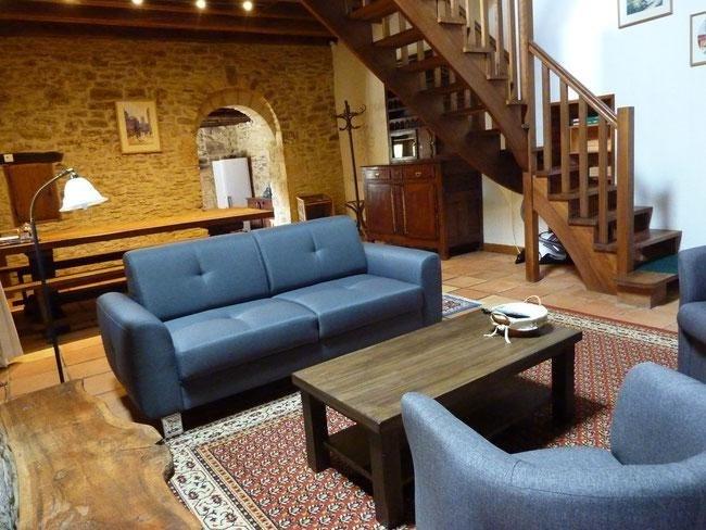Sale house / villa Castels 129600€ - Picture 6