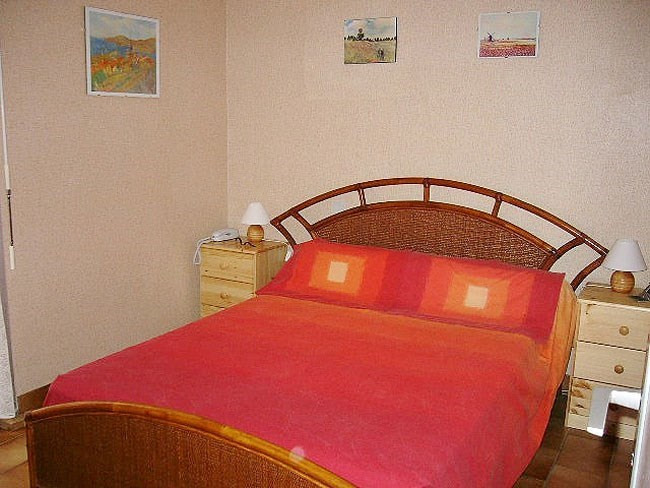 Location vacances appartement Collioure 375€ - Photo 4