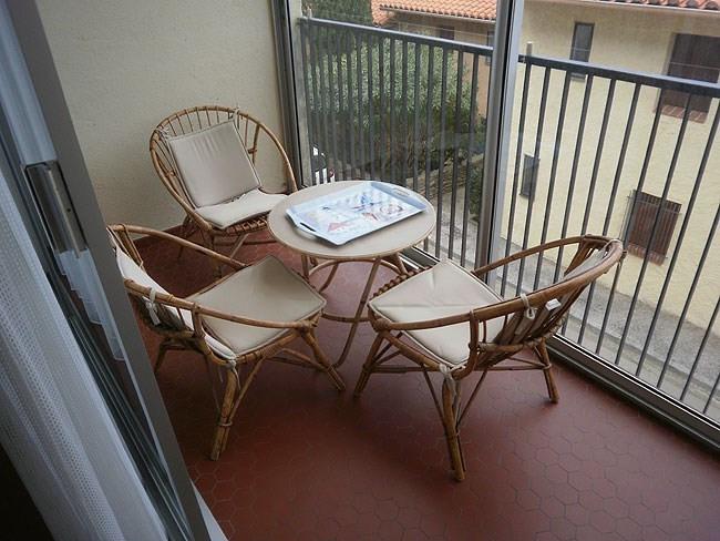 Alquiler vacaciones  apartamento Collioure 349€ - Fotografía 2