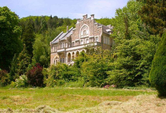Life annuity chateau Alzon 395 000€ - Picture 1