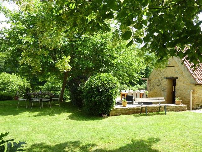Deluxe sale house / villa Castels 588000€ - Picture 6