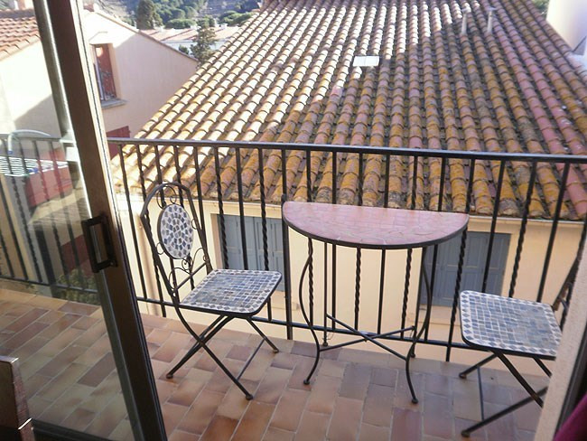 Location vacances appartement Collioure 538€ - Photo 2