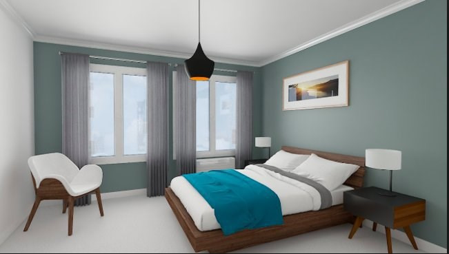 Deluxe sale apartment Issy-les-moulineaux 1065000€ - Picture 6