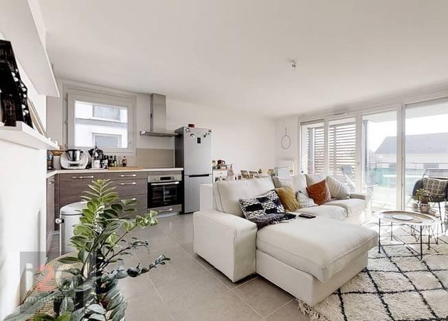Vente appartement Prevessin-moens 365000€ - Photo 3