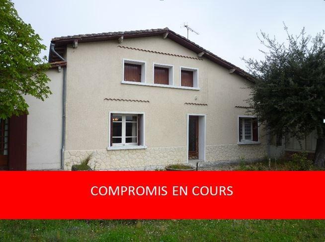 Venta  casa Cherac 107000€ - Fotografía 1