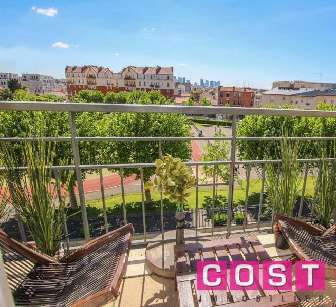 Rental apartment Asnieres sur seine 1400€ CC - Picture 1