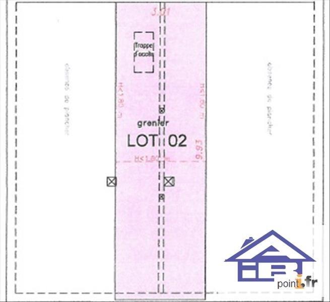 Vente appartement Pecq 430000€ - Photo 3