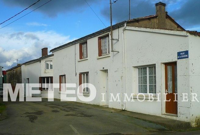 Vente maison / villa Mareuil sur lay dissais 96210€ - Photo 1