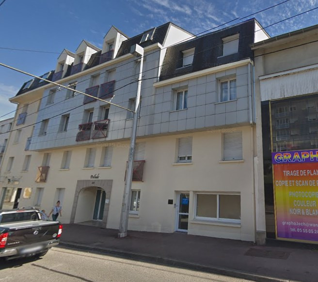Sale office Limoges 60000€ - Picture 1