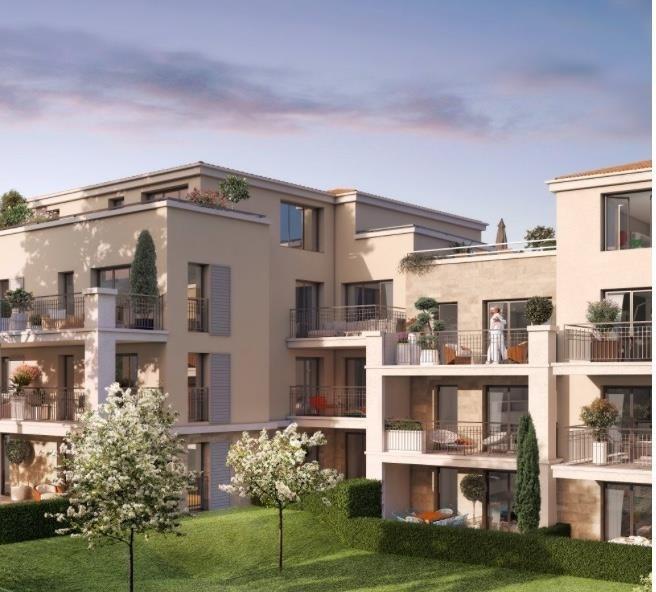 Sale apartment Aix en provence 290000€ - Picture 2