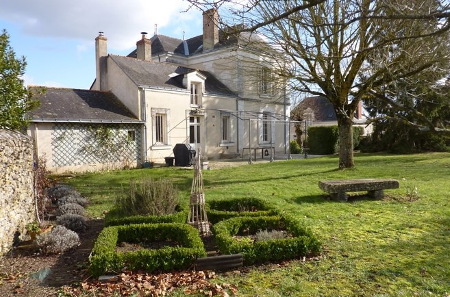 Deluxe sale house / villa Angers 40 mn nord-est 424000€ - Picture 9