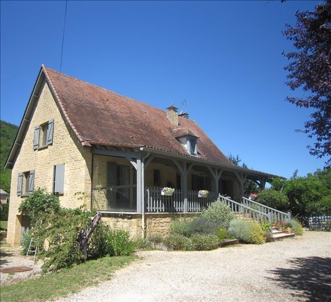 Sale house / villa St vincent de cosse 360400€ - Picture 2