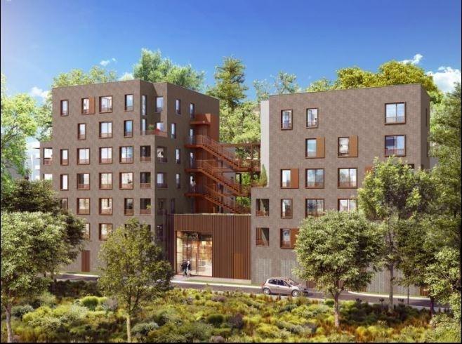 Verkoop  appartement Massy 232000€ - Foto 1