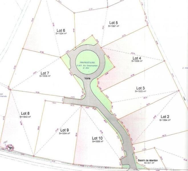 Vente terrain Perigueux 22000€ - Photo 11