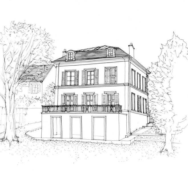 Venta de prestigio  casa Le mans 1245000€ - Fotografía 1