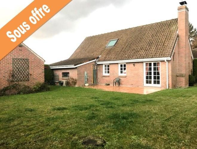 Vente maison / villa Fleurbaix 292000€ - Photo 1