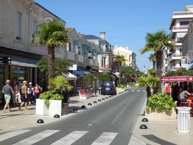 Vente local commercial Arcachon 290 000€ - Photo 1