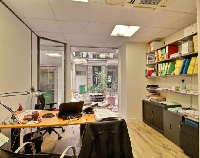 Location bureau Paris 9ème 6486€ HT/HC - Photo 3