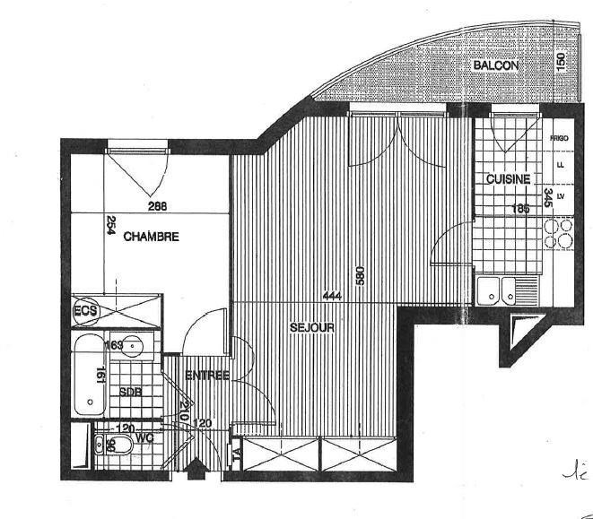 Sale apartment Châtillon 279000€ - Picture 7