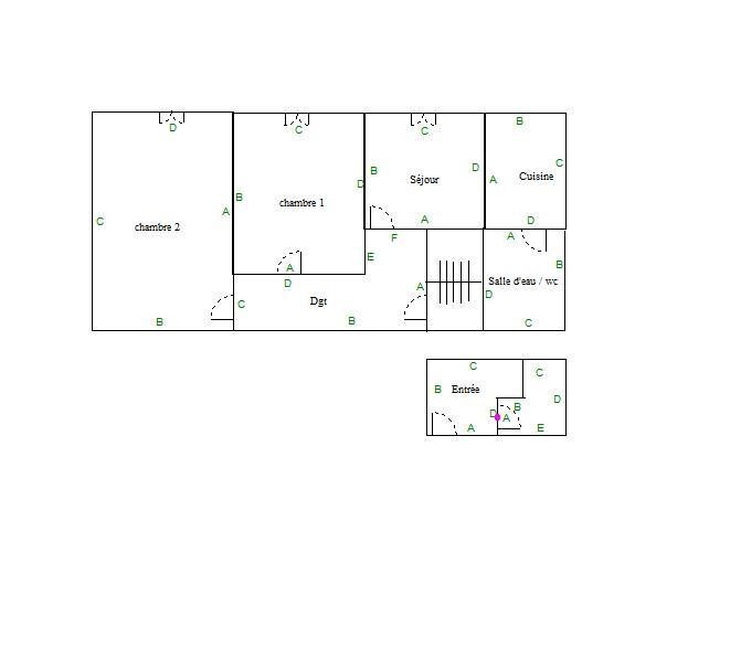 Location appartement Amberieux d'azergues 636,83€ CC - Photo 4