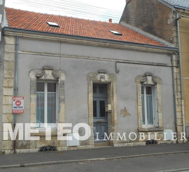 Vente maison / villa Lucon 158300€ - Photo 2