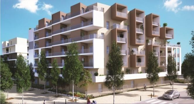 Location appartement Montpellier 725€ CC - Photo 1