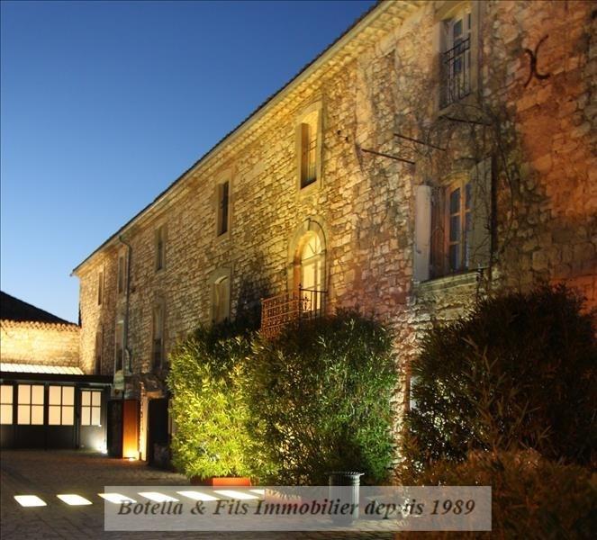 Verkauf von luxusobjekt haus Uzes 2700000€ - Fotografie 1