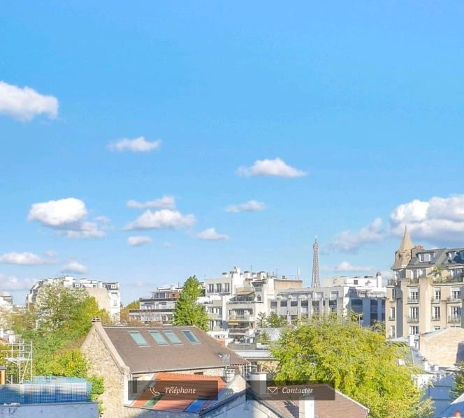 Vente de prestige appartement Paris 16ème 1495000€ - Photo 4