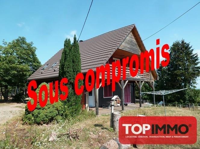 Sale house / villa Rammersmatt 275000€ - Picture 1