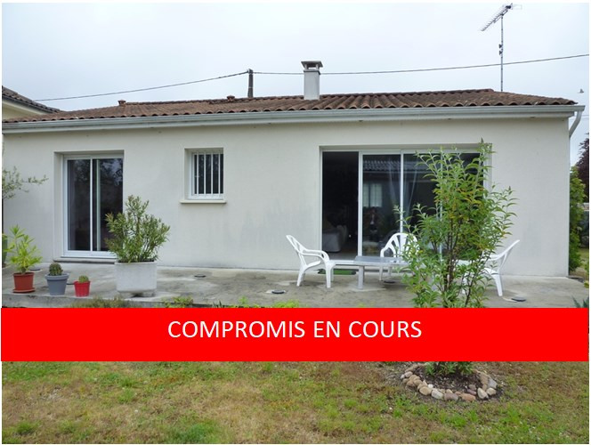 Vente maison / villa Cognac 163 000€ - Photo 1