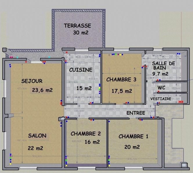Vente appartement Kintzheim 245000€ - Photo 8