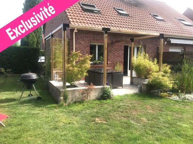 Sale house / villa Fleurbaix 245000€ - Picture 1