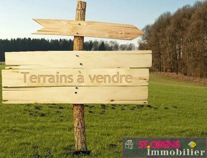 Vente terrain Castanet-tolosan 140000€ - Photo 1