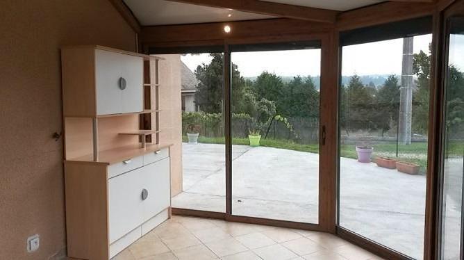 Rental house / villa Eclose badinieres 935€ CC - Picture 4