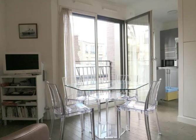 Vente appartement Paris 18ème 323400€ - Photo 2