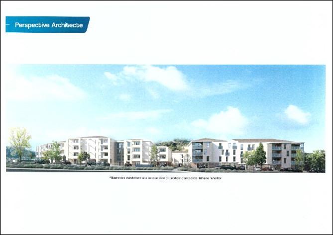 Vendita nuove costruzione Le castellet  - Fotografia 1